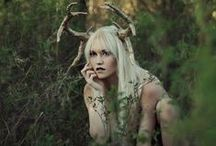 ∵ ωεคя ყσuя тσтεм ∵ / Pelts Hornes, Mask, Furs, Feathers ..... wear your totem & return to your wildness...