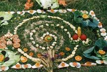 Pคgคห ∴ Ałтคяs ∴ Iทsρirατiσท / Altars, shrines, and other sacred pagan spaces .... Altar should be alive and teaming with energy.