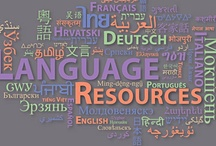 Languages / Dictionaries, language learning tips and resources