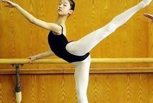 Ballerina's / by Jetty Lindeboom de haer