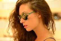 Sunglasses Shooting / Shooting with 3chic, more info http://blog.3chic.com. Mikita,  Thierry Lasry, Theo and Alek & Frico