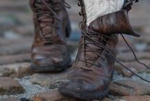 Bootiful / My boots are made for walking!