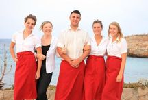 Waiters & Waitresses! / I have the greatest respect for these hard working people!