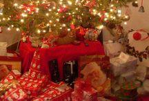 Christmas Trees / We wish you a Merry Christmas