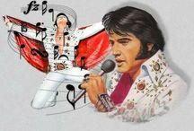 Elvis Art / by Silvia Valldeperas