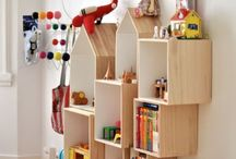 Playful spaces / Fun and playable design of spaces and rooms around the home
