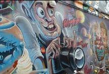 Graffiti, street art and more... / Around the world