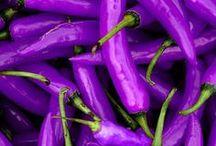 Everything purple... / Love purple...