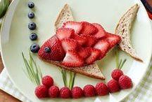 Fun food... / Fyn food...