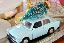 Christmas - Blue / Love Blue Christmas...