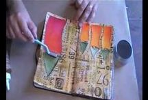 Art Journals and Altered Books