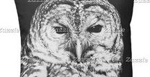 Owl Love / All about items with the owl theme that I really love, are cool, unique, or gorgeous! Lots of owl inspired products and art!