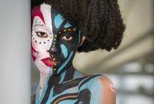 Body Painting, Makeup Art