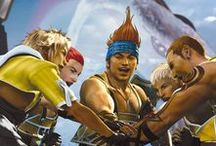 Final Fantasy related stuff / FF things that I love