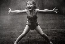 Laughter in the Rain / by Yvonne Taylor