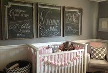 Nurseries / Nursery ideas that we love at Meoli!