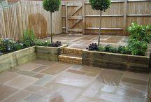 Garden ideas / Ideas for when we do our back garden