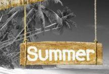 Summertime  - Holidays - Beach / by Léa Dufour