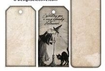 Laвєlѕ ∴ / Printable labels for potions tags letters gifts...