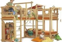 Kid's room and playrooms