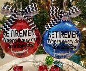 Retirement Party Ideas / Retirement, Retirement planning, retirement ideas, retirement party planning, retirement party favors, retirement party theme, Planning a retirement party?  Get some great ideas here for themes, food, favors and more!  Check us out on Etsy: www.amysbubblingboutique.etsy.com or www.amysbubblingboutique.com