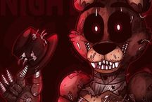 Five Nights At Freddys. / Five Nights At Freddys
