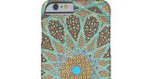 Cool Cell Phone Case Designs / Grunge, abstract patterns, industrial, Boho, and just Cool artsy cell phone cases! Most designed by independent self representing artists and designers!