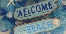 Beach Themes / Beach themed gifts and home decor!