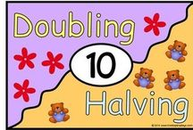 Maths - Doubling & Halving