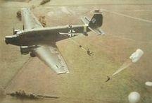 Opération Merkur 20 mai 1941 / L'invasion aéroporté allemande de la Crète