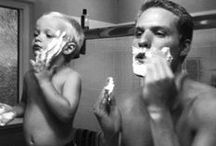 Traditional Wet Shaving Tips for Men / All about wet shaving tips and products to keep you neat and clean. As a brand with a rich tradition, we applaud the wet shaving ritual. #clubmanonline