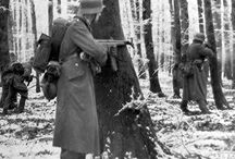 Bataille des Ardennes: 16 décembre 1944 / Image d'archive de la fameuse bataille de la bosse