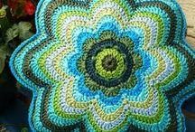Crochet - Cushions