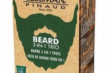 Gifts for Men with Beards and Moustaches - Mustaches ? / Gifts for HIM - a man or men, a boyfriend, brother, guy, husband, veteran - that guy with the moustache -  mustache  ?- or beard. See other boards with great gift ideas under < $10 < $25, < $50 < $100) Get inspired!