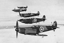 Bataille d'Angleterre / La bataille pour le contrôle de l'espace aérien anglais de juillet 1940 à mai 1941