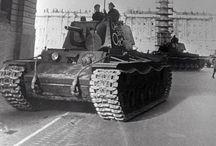 Siège de Léningrad / Siège de 900 jours par l'armée allemande de la ville russe Léningrad