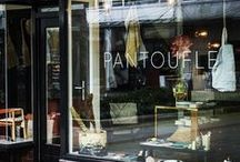 PANTOUFLE - The shop in Rotterdam