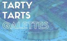 Tarty | Tarts | Galettes