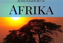 Afrika / Alles was Du zu Afrika wissen möchtest, findest Du hier.