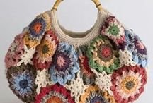 Crochet - Bags and purses