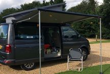 CamperWAV / Introducing our new car - the CamperWAV - our wheelchair accessible vehicle and base camp in one!
