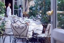 Romantic settings / Beautiful Romantic settings