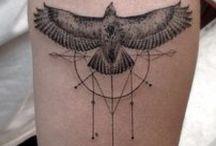 Tattoos / by Carol Durham