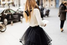 Fashion lookbook / The best things in life are free, the second best are very expensive