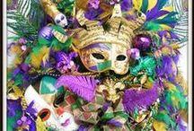 Mardi Gras Theme