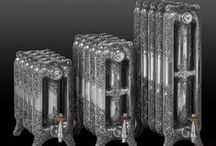 Cast Iron Radiators / Collection of cast iron radiators available on www.traderadiators.com