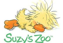 Suzy's zoo / Illustrations