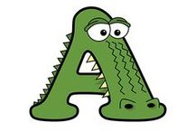 Alphabetimals Picture Dictionary / Alphabetimals are cartoon animals in the shape of the alphabet to make learning the ABC's easier and more fun! For more visit http://www.alphabetimals.com