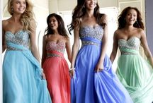 Prom dresses / Dress to impress