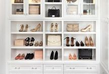 Planning a perfect walk in closet! / by Decorating & Dreaming